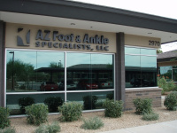 Arizona Foot & Ankle Specialists, LLC Office