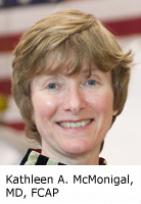 Dr. Kathleen Anne McMonigal, MD