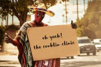 Conklin Clinic:  Even our Cosplay actors love us!