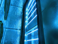 UV light filters at Dr. Kenneth Hughes's Surgery Center in Los Angeles 4