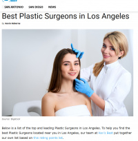Dr. Kenneth Hughes Selected as Best Plastic Surgeon in Los Angeles 41