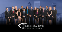 Group photo of Florida Eye Specialists doctors