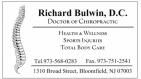 Dr. Richard Bulwin, DC